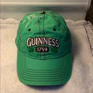 Genuine Guinness Cap with paint marks Pre owned